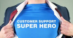 customer-support-superhero