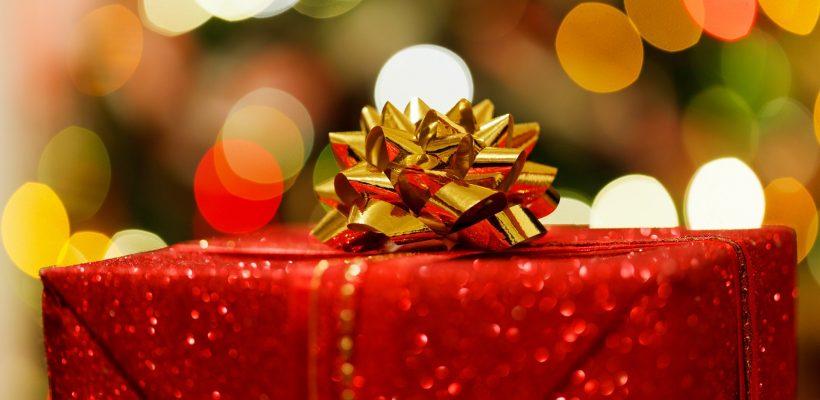 Christmas comes early!
